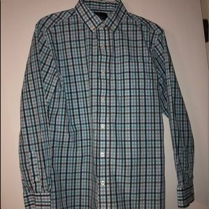 Nat Nast Men's Plaid Shirt